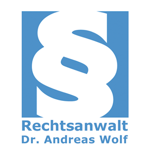 Dr. Andreas Wolf – Anwaltskanzlei Dr. Wolf