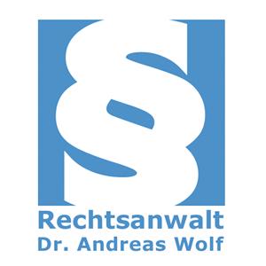 Dr. Andreas Wolf – Anwaltskanzlei Dr. Wolf